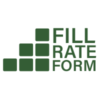 Fill Rate Form